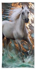 Copper Sundancer - Horse Beach Towel