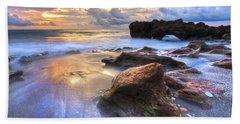 Coral Garden Beach Sheet