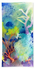 Coral Reef Dreams 1 Beach Towel