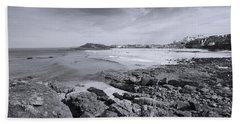 Cornwall Coastline 2 Beach Sheet by Doug Wilton