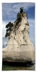 Coromandel Rock Beach Sheet by Barbie Corbett-Newmin