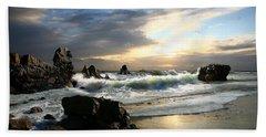 Corona De Oro Beach Towel