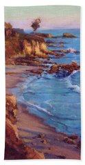 Corona Del Mar / Newport Beach Beach Towel