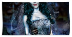 Corpse Bride Beach Towel