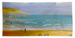 Corrimal Beach Beach Towel
