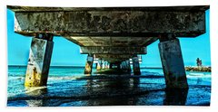Corrosion Washed Beach Sheet