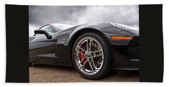 Corvette Z06 Beach Sheet