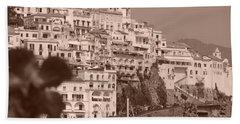Costiera Amalfitana Beach Towel
