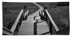 Coulee Stairs Beach Sheet