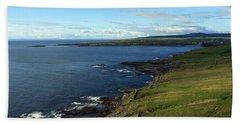 County Clare Coast Beach Towel