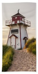Covehead Harbour Lighthouse Beach Towel