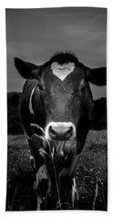 Cow Beach Towel