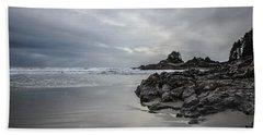 Cox Bay Afternoon  Beach Towel