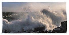 Crashing Surf Beach Sheet
