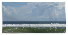 Cresting Wave Beach Towel