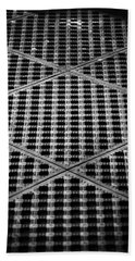 Criss Cross Beach Towel