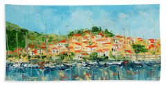 Croatia - Split Beach Towel