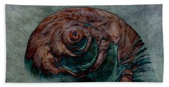 Crooked House Beach Towel
