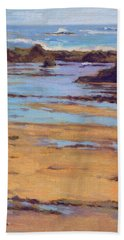 Crystal Cove Beach Towel