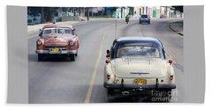 Cuba Road Beach Sheet