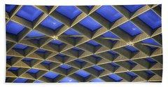 Curvilinear Skylight Structure  Beach Sheet