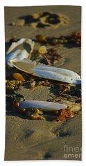 Cuttle Clutter Beach Towel