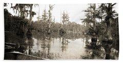 Cypress Swamp Beach Sheet