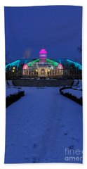 D5l287 Franklin Park Conservatory Photo Beach Towel