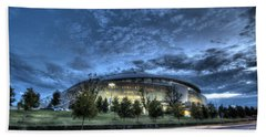 Dallas Cowboys Stadium Beach Towel