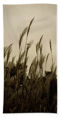 Dancing Grass Beach Towel