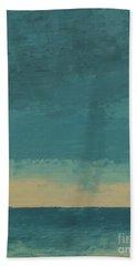 Dark Waters Beach Sheet by Gail Kent