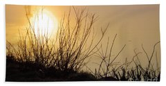 Beach Towel featuring the photograph Dawn Of A New Day by Robyn King