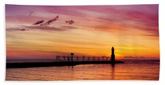 Dawn Of Promise Beach Towel by Bill Pevlor