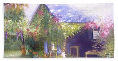 Daylesford Cottage Beach Towel