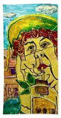 Decadent And Depraved On Derby Day Beach Towel