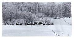 December Lake Beach Sheet