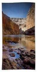 Deep Inside The Grand Canyon Beach Sheet