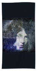 Deep Purple - Smoke On The Water Beach Towel