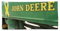 Deere Support Beach Towel