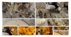 Beach Sheet featuring the photograph Defense De Fumer Part One by Sir Josef - Social Critic - ART
