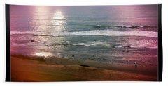 Del Mar Beach Towel