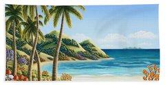Del Sol 14 Beach Towel
