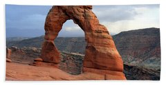 Delicate Arch - Arches National Park - Utah Beach Sheet