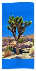 Desert Spring Beach Towel