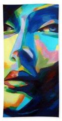 Desires And Illusions Beach Towel by Helena Wierzbicki