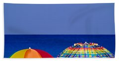 Deuce Umbrellas Beach Towel