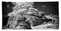 Devils Den - Gettysburg Beach Towel