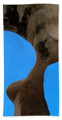 Devil's Garden-metate Arch 006 Beach Towel