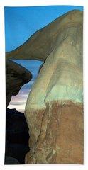 Devil's Garden Metate Arch 008 Beach Towel