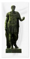 Dictator Julius Caesar Beach Towel